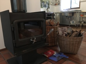 Cosy, Aussie-made, Nectre wood-fire heaters.